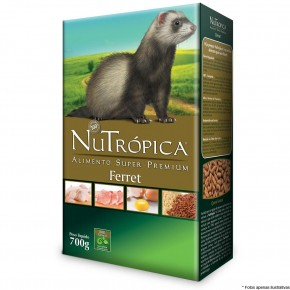 Ração Nutrópica Ferret 700g