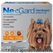 Nexgard Anti pulgas e Carrapatos Cães de 2 a 4 kg