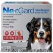 Nexgard Anti pulgas e Carrapatos Cães de 25,1 a 50 kg