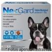 Nexgard Anti pulgas e Carrapatos Cães de 4,1 a 10 kg