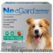Nexgard Anti pulgas e Carrapatos Cães de 10,1 a 25 kg