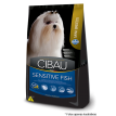 Ração Cibau Adultos Sensitive Fish Mini Breeds 1kg