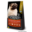 Ração Cibau Adultos Sensitive Lamb  Mini Breeds 1kg