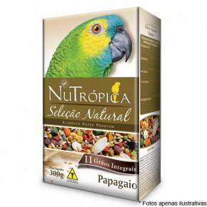Ração Nutrópica Seleção Natural para Papagaios  900g