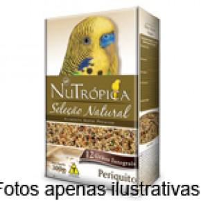 Ração Nutrópica Seleção Natural para Periquitos 12 Grãos  300g