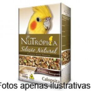Ração Nutrópica Seleção Natural 16 Grãos Integrais Calopsita 300g