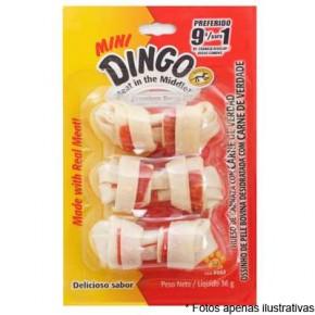 Dingo  Mini Ossinho Original 3 unidades 36g