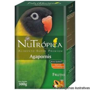 Ração Nutrópica Frutas para Agapornis  300g