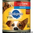Pedigree Lata sabor Carne p/ cães 280gr