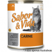 Sabor & Vida Lata Gatos Carne 290g