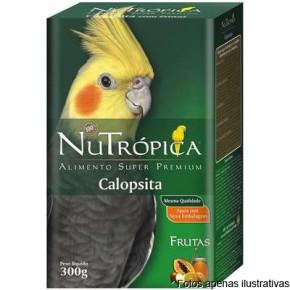 Ração Nutrópica Frutas para Calopsita  300g