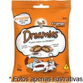 Dreamies Petiscos sabor Frango 40gr