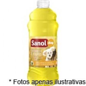 Sanol Eliminador de Odores - Citronela 2L