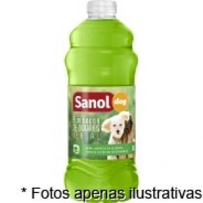 Sanol Eliminador de Odores - Herbal 2l