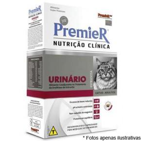 Ração Premier Nutrição Clinica Gatos Urinário 1,5KG