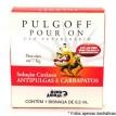 Pulgoff Pour On Para cães até 7kg