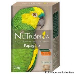 Ração Nutrópica para Papagaios Natural 700g