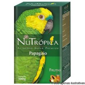 Ração Nutrópica Frutas para Papagaios  600g