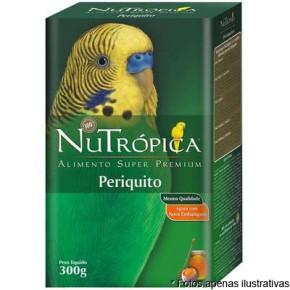 Ração Nutrópica Mel para Periquitos  300g