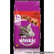 Ração Whiskas sabor carne 3kg