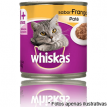 Whiskas Lata sabor Frango p/ gatos 290gr