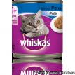 Whiskas Lata sabor Peixe p/ gatos 290gr