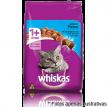 Ração Whiskas sabor peixe 10.1kg