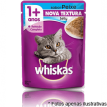 Whiskas Sache sabor Jelly Peixe p/ gatos 85gr
