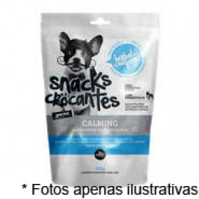Snacks Crocantes The French Co Herbal Complex - Calming  150g