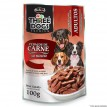 Three Dogs Sache Carne ao Molho 100g