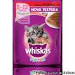 Whiskas Sache sabor Jelly Carne p/ gatos 85gr