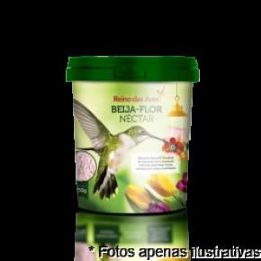 Ração Reino das Aves Beija Flor nectar pote 250g