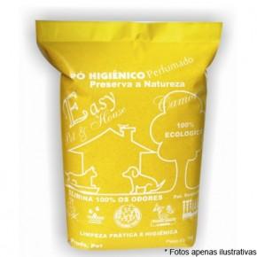 Easy Pet & House Pó Higiênico Camomila  - 1kg(Eliminador de odores)