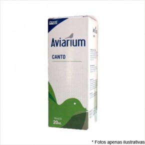 Aviarium Canto 20 ml