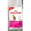 Ração royal Canin Gatos Exigent 1.5kg