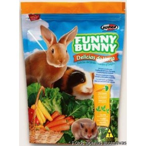 Ração Funny Bunny 500gr