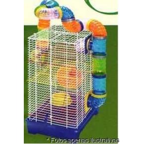 Gaiola Hamster Home Playground B-1