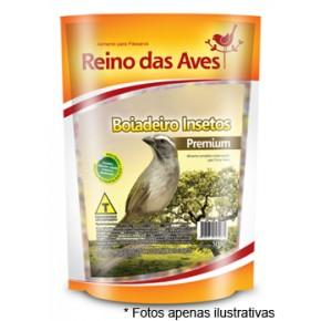 Ração Reino das Aves Boiadeiro 500g