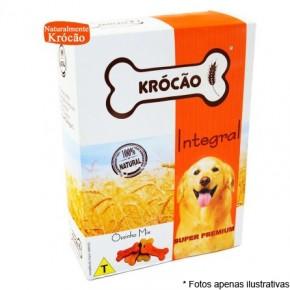 Krocão Biscoito Integral Ossinho Mix 200g