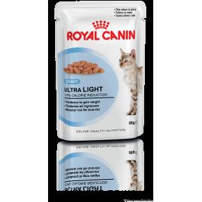 Royal Canin Sache Gatos Ultra Light 85g