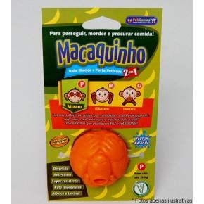Macaquinho Bola Mizaru - P