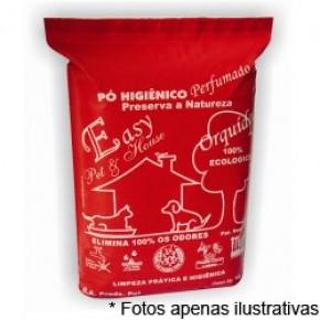 Easy Pet & House Pó Higiênico Orquidea  - 1kg(Eliminador de odores)