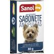 Sabonete Anti pulgas Sanol 80gr