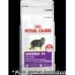 Ração royal Canin Gatos Sensible 1.5kg