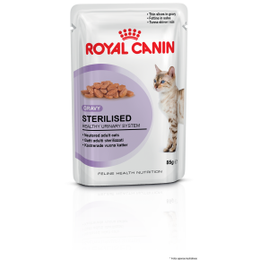 Royal Canin Sache Gatos Sterilised 85g