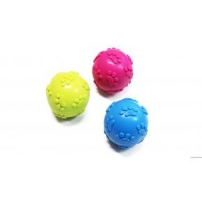 Bola Mordedor  de Borracha cores variadas