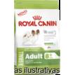 Ração Royal Canin X-Small Adulto 8+ cães 1kg