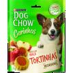 Dog Chow Carinhos Tortinhas Recheadas de Maça 75g
